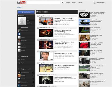 layout youtube 2011 wird youtube immer schlechter seite 10 allmystery