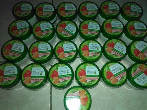 Nature Secrets Almond Strawberry Colour Care Hair Mask langkah membangun mimpi testimoni manfaat nature secret almond strawberry colour care
