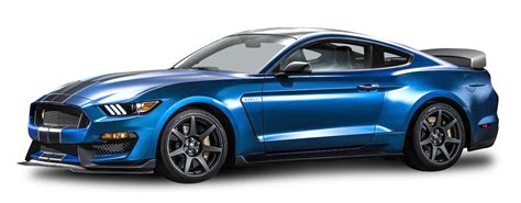 ford car png blue ford shelby gt350r mustang car png image pngpix