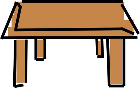 Cartoon Student At Desk Student In Desk Clipart
