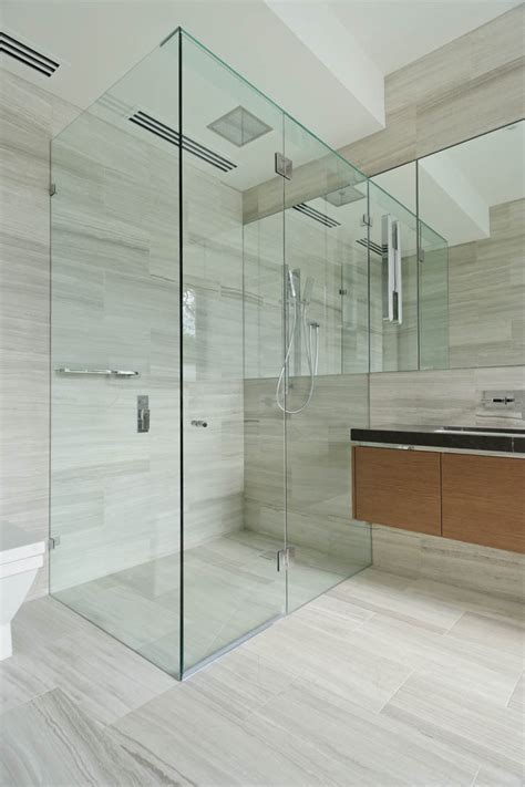 Ensuite Bathroom Ideas Small by Glass Shower Screens In Melbourne Frameless Impressions