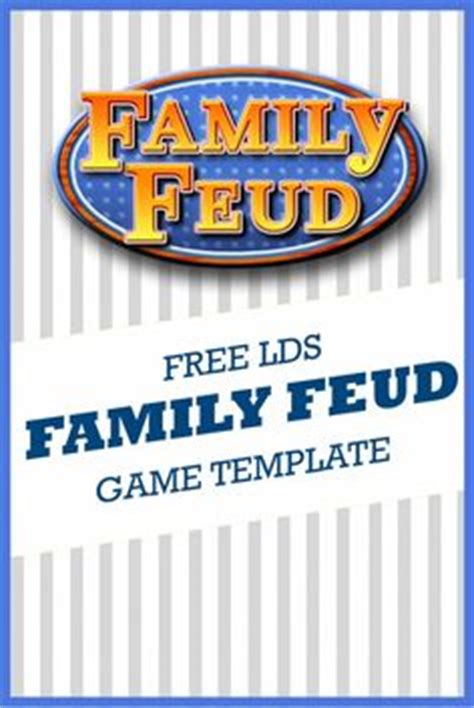 1000 ideas about family feud on pinterest family feud