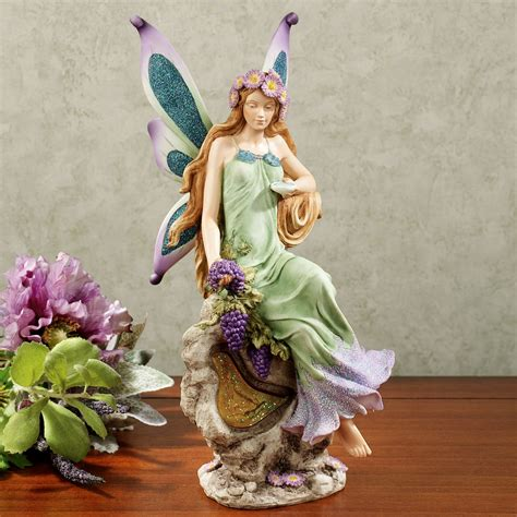 Harvest Home Decor by Bountiful Fairy Figurine