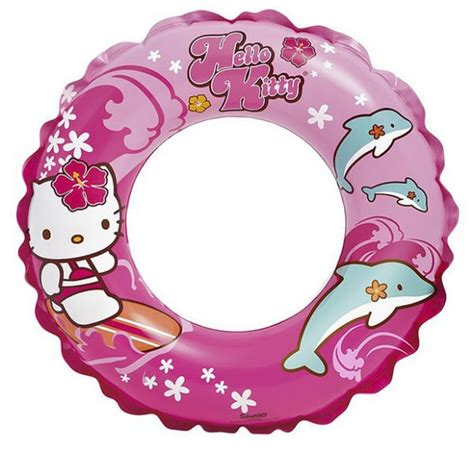 Swimming Ring Intex Hello 61 Cm intex hello swimming ring 51 cm toys baby