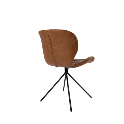Chaise En Cuir by Chaise Zuiver Cuir
