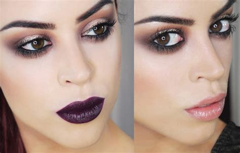 bottom eyeliner tutorial youtube bottom smoky eye vy natural lip makeup tutorial youtube