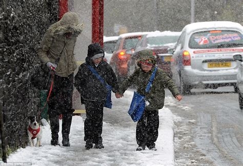 7 Ways To In The Snow by Uk Weather Forecast Predicts Heatwave To Hit Britain After