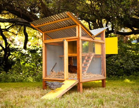 Backyard Chicken Coop Plans Diy Chicken Coops Even Your Neighbors Will Handmade