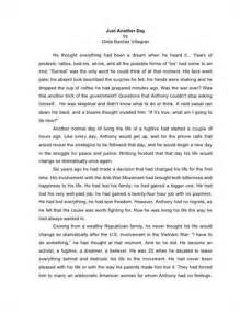 Written Narrative Essays by Quot Narrative Essay About Quot Anti Essays 19 Jan 2016