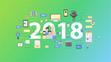 5 Trends For by Top 5 Ui Trends For 2018 Usability