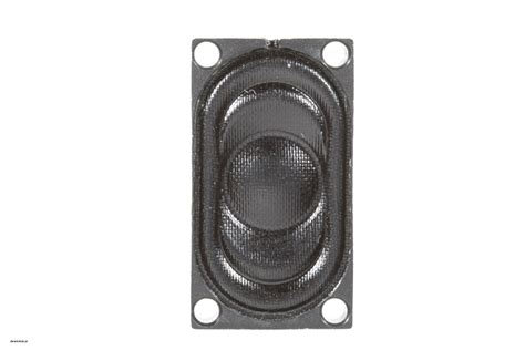 Speker Oval soundtraxx small oval speaker