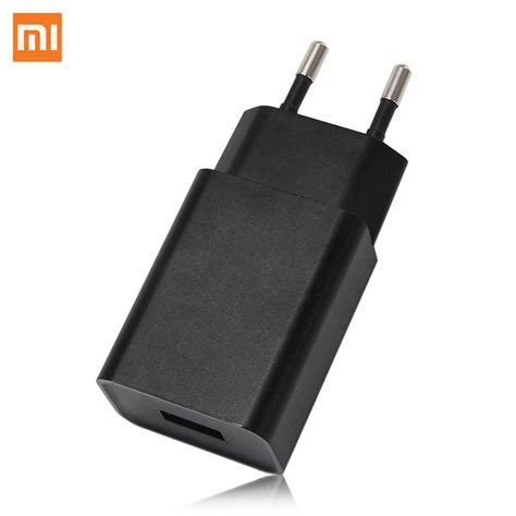 original xiaomi eu charger black
