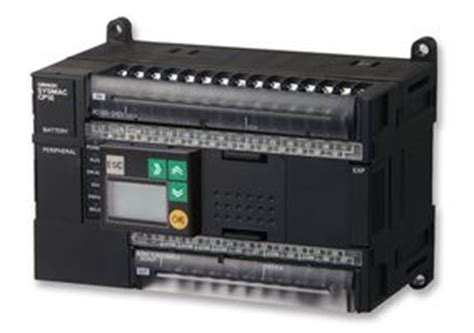 Plc Omron Cp1e N40dr D cp1e n40dr d omron industrial automation cpu relay dc