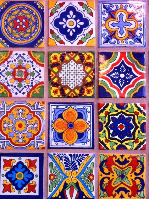mexican pattern artist share