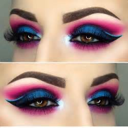 colorful eye makeup 25 best colorful eyeshadow ideas on