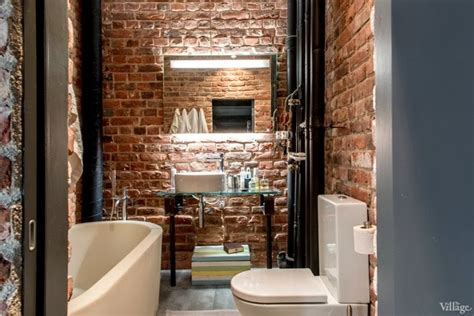 bathrooms in russia industrial interior design idea from moscow russia
