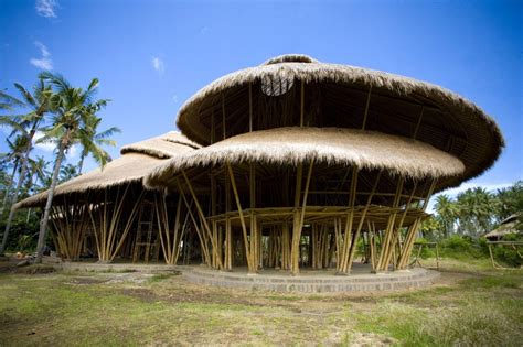 eco design indonesia the green school ibuku archdaily