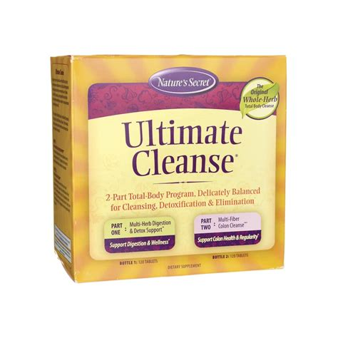 The Ultimate Cleanse Detox by Ultimate Cleanse 1 Kit