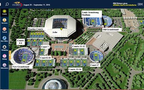 map us open golf us open tennis world tours shane lowry delays us open