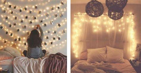 luces para decorar mi cuarto atr 233 vete a decorar tu cuarto con las luces navide 241 as la