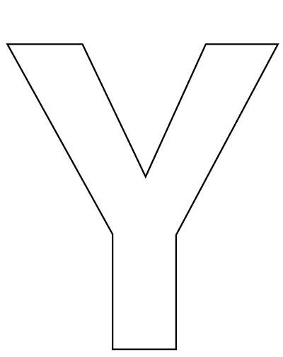 Letter Y Activities Formal Letter Template Letter A Template For Preschool