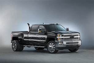 Chevrolet Truck Chevy And Kid Rock Create A Silverado 3500hd For The