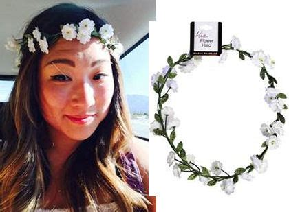 coachella style 2014 floral halos - Hair Style Books Sold At Cvs
