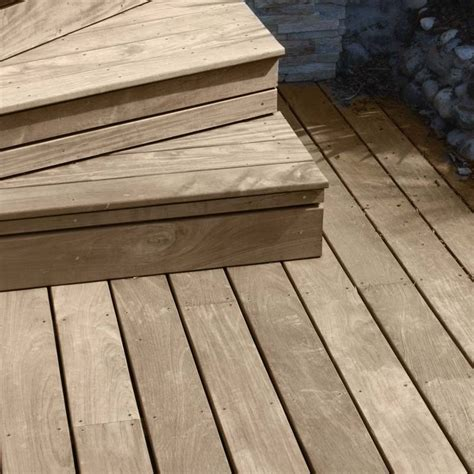 prix m terrasse bois destockage lot de 50 m 178 lames de terrasse bois exotique