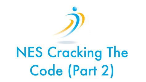 Cracking The Code 2 by Nes Cracking The Code 2 Of 3 The Dynamics Of
