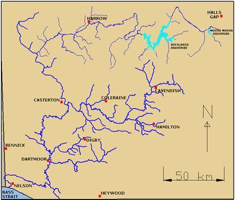 australia river map file glenelg river vic australia map png wikimedia commons