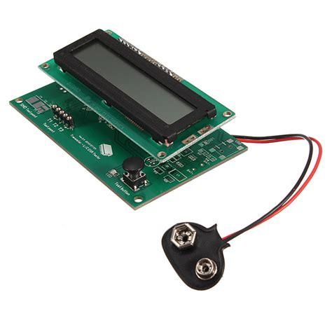 esr inductor transistor tester capacitor esr inductance resistor meter us 16 78 sold out