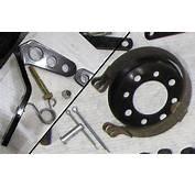 4 Inch Go Kart Brake Band Assembly &amp Install  KartFabcom