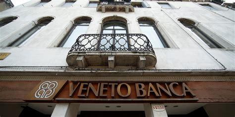 banco veneto banche venete intesa sanpaolo la logica dell emergenza