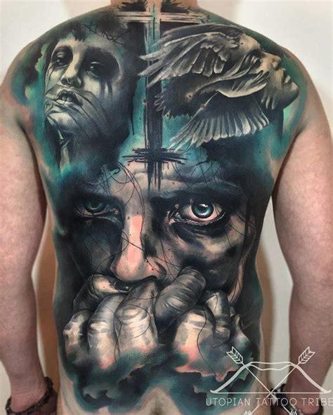 japanese tattoo good vs evil best 25 full back tattoos ideas on pinterest back