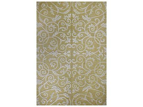 westwood accent rug bashian rugs westwood rectangular gold area rug r135 go