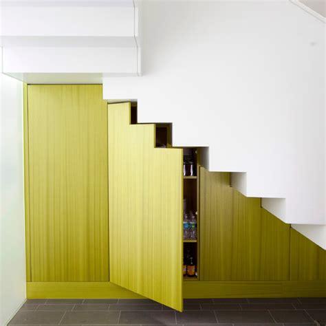 Lemari Serbaguna 4 Ide Desain Interior Ruang Tamu Minimalis Bawah Tangga