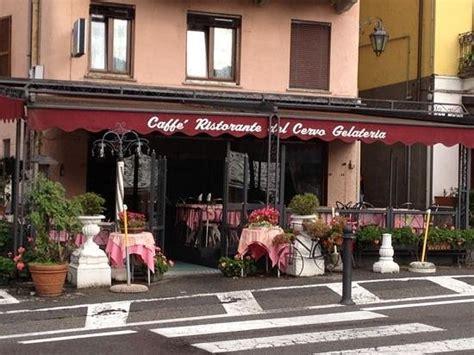 ristorante porto ceresio trattoria cervo porto ceresio restaurant