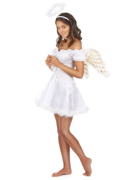 angel fancy dress costume  women vegaoo