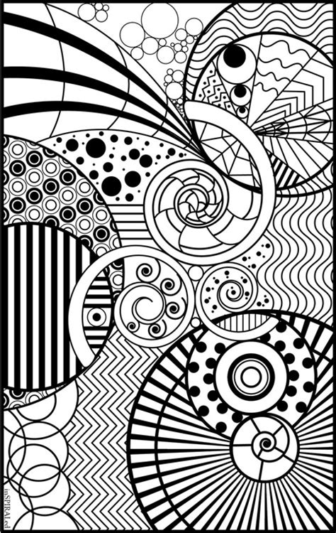 crayola coloring pages adults inspiraled adult colouring page crayola ca