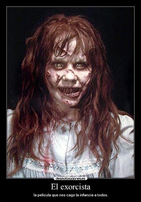 imagenes subliminales en el exorcista el exorcista desmotivaciones