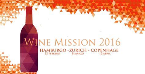 wine mission l 237 a la red de pa 237 ses para 2016