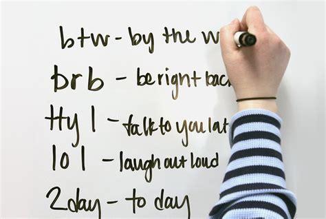 kamus gaul dan singkatan dalam bahasa inggris aribowo net