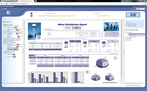 Website Reports Templates Report Templates And Sle Report Gallery Report