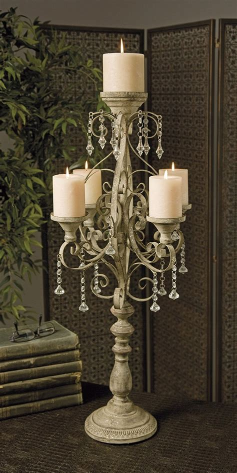 outdoor wedding candelabra candelabra