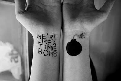 mind bomb tattoo 68 best images about bipolar on bpd symptoms