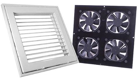 tech supply depot cool components return vent system