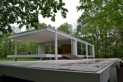 casa farnsworth arquitectura casa farnsworth minimalspot