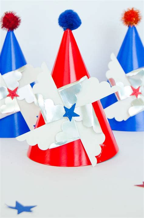 themed hats america themed ideas hats by lindi haws of