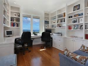 contemporary home office contemporary home office with crown molding built in
