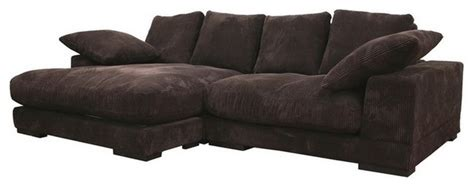brown microfiber chaise lounge brown velvet microfiber upholstery with reversible chaise